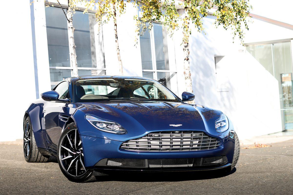 Business Of The Month Aston Martin Edinburgh North Coast - How much are aston martin