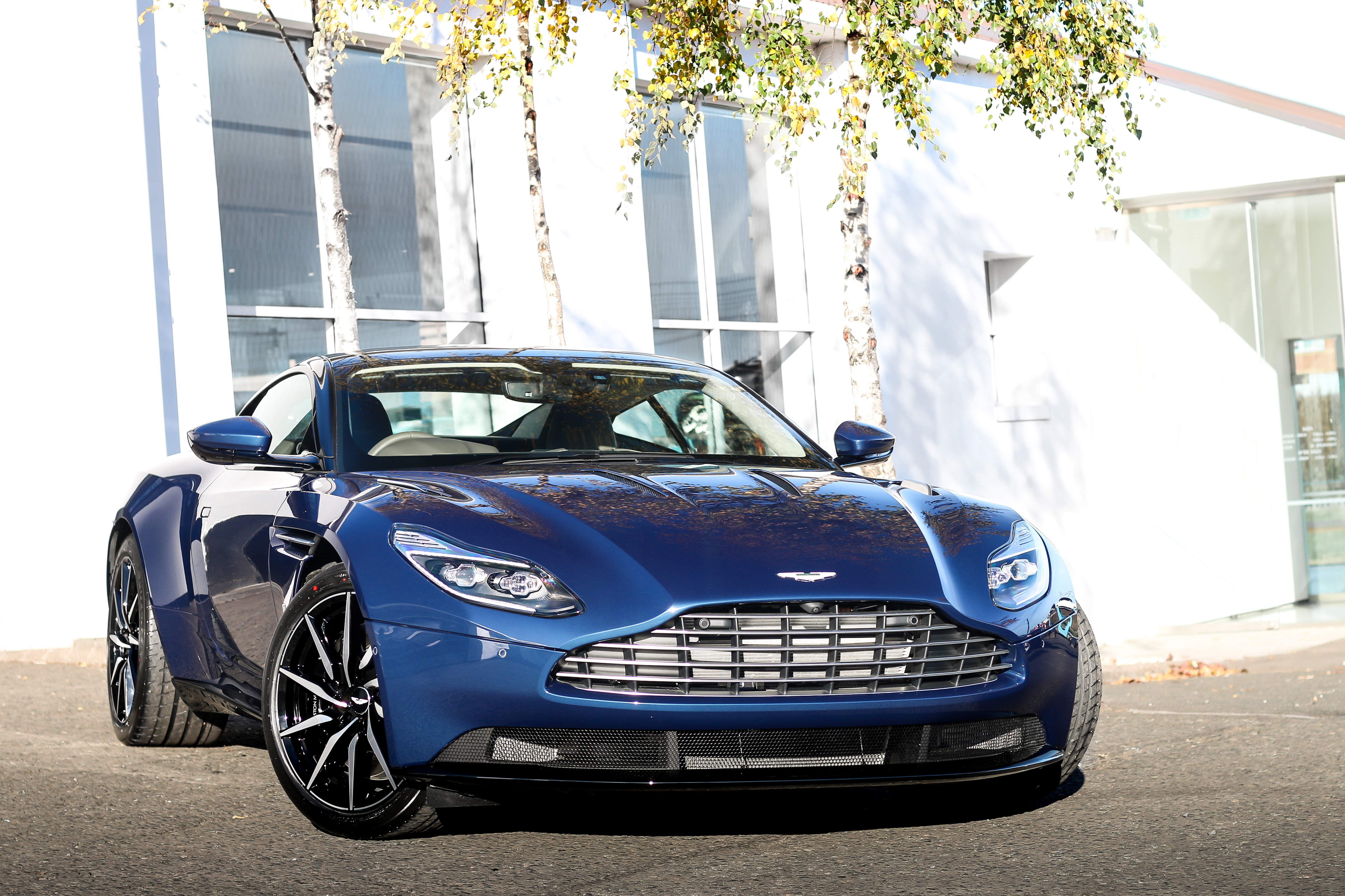 Business Of The Month Aston Martin North Coast 500