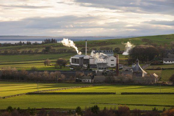 Diageo Clynelish Distillery