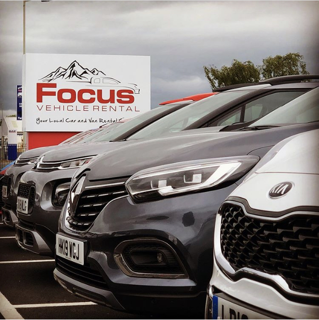 Focus Vehicle Rental North Coast 500