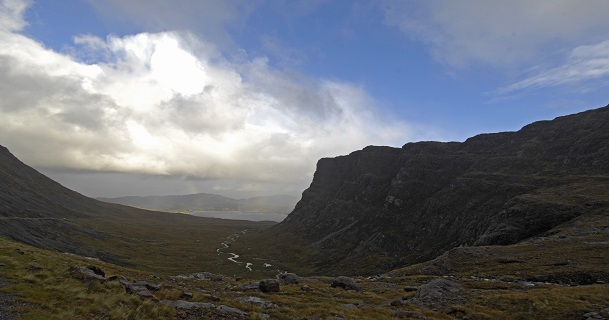 Bealach Na Ba, Applecross, Wester Ross.