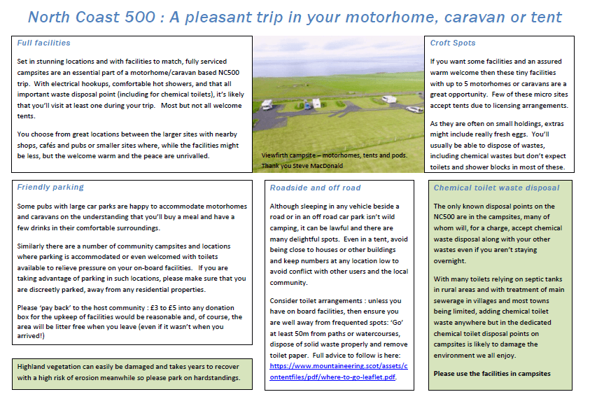 Info On Motorhomes