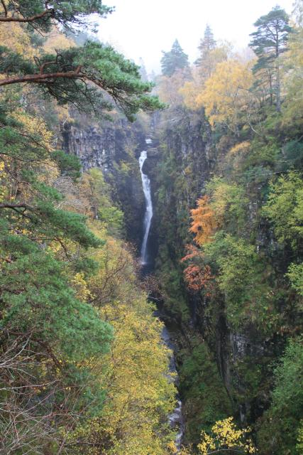 Corrieshalloch Gorge National Nature Reserve - North Coast 500